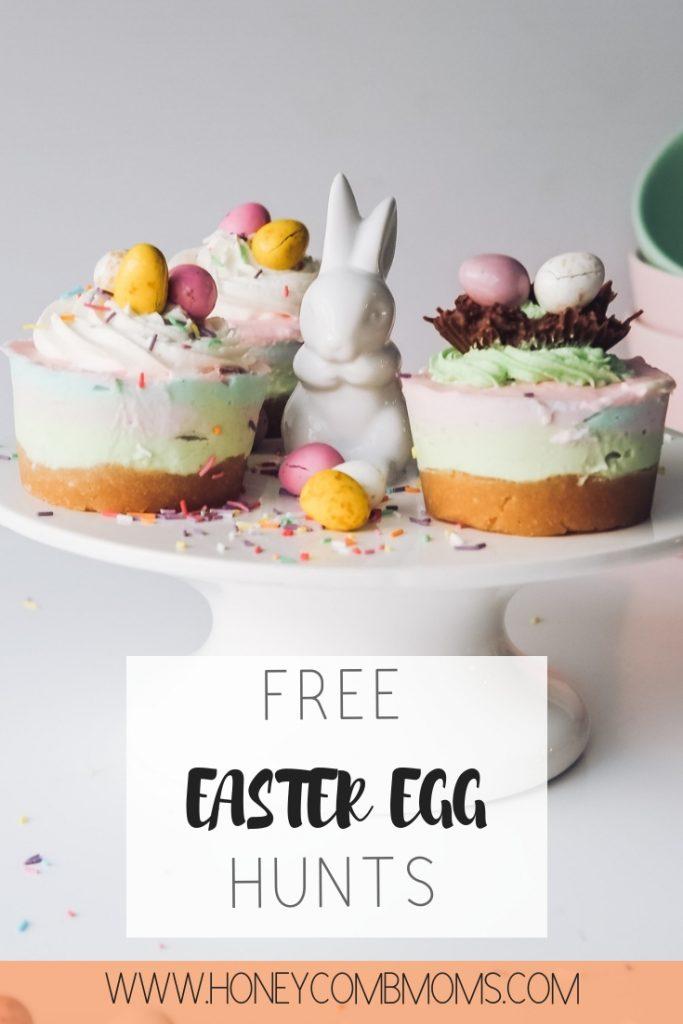 5 free Easter egg hunts near Atlanta's Southside | Honeycomb Moms
