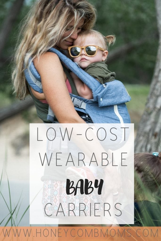 3 Low-Cost Alternatives to Ergo Baby Carrier | Honeycomb Moms | If you love the Ergo Baby carrier but can't afford it, don't worry. These mom-approved substitutes won't disappoint in comfort or ease of use.