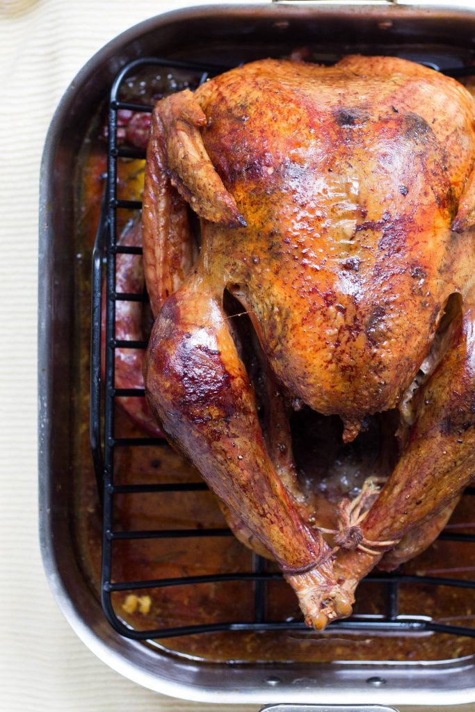 Everything You Need for Thanksgiving Dinner | Honeycomb Moms | Get recipes, turkey tips, bakeware recommendations and more to prepare for the holidays.